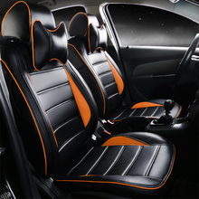car seat covers for RODIUS Legacy Outback Impreza Forester Legacy Wagon Tribeca Infiniti SSANG YONG Chairman Rexton Actyon KYRON