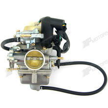 Atv Quad Go Kart Engine Motor 30mm Carburetor Carb Parts 200cc 250cc Motorbike Fuel Supply motocross(China)