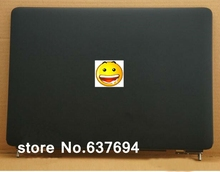 New Original Laptop LCD Back Cover With Hinges for Dell Inspiron 1525 1526 Black 0TY712 TY712