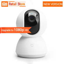 2018 NEUE Xiaomi Mijia Smart Kamera Upgraded 1080 p HD Farbe Niedrigen Licht Technologie Nacht Version Drahtlose Wifi APP Für smart Home(China)