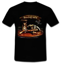 RUNNINGER WILD Rapid Foray German heavy Metal Sodom Rage T-Shirt Tee S M L XL 2XL(China)