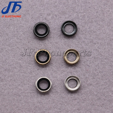 10pcs/lot Back Camera Ring Glass Lens Ring Cover With Frame Gray Gold And Silver Replacement parts  For iPhone 6 6G 4.7 inch
