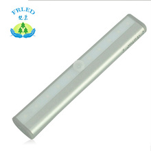 FRLED 1 Pcs LED PIR Motion Sensor Night Lamp 10 LED Small Household Lighting Light(China)
