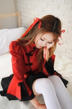 Free shipping Chinese wind  lolita maid dancer  COSPALY ladies costumes