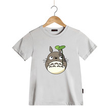 Boys/Girls Cartoon T-shirts Summer Style New Children's Clothing Unisex T Shirt Kid Clothes Totoro Casual Cotton T-shirts