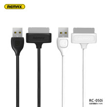 Original Remax USB data Cable Data Sync Charging cable 30pin USB cable For iPhone 4 4S ipad 1 2 3 itouch4