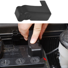 CAR Battery Negative ABS Dust Proof Cover Fit FOR TOYOTA Prado FJ150 2010-2016