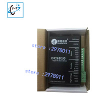 wholesale 1 PC eco solvent printer spare parts New leadshine digital DC servo driver DCS810 selling(China)