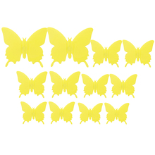12Pcs Chic 3D Butterfly Decals Wall Sticker Butterflies Decor Art DIY Home Decor