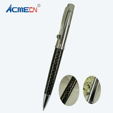 ACMECNFashion Ballpoint Pen clip with China Diamond Cute Writing Instrument Famous Branded pen for Gift Popular Hot SalePen Ball(China)