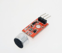 MAX9812 Microphone Amplifier Sound MIC Voice Module for Arduino 3.3V/3.5V  MIC microphone amplifier module