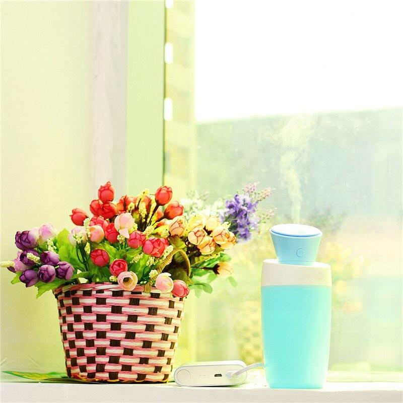 New 300ML Mini Portable Mist Maker Mini Anion USB Air Humidifier Home Furnishing Air Purifying Humidifier <br>