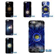 Inter Milan Football Club Logo Silicon Soft Phone Case For HTC One M7 M8 A9 M9 E9 Plus Desire 630 530 626 628 816 820(China)