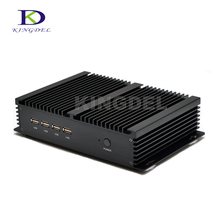 Fanless pc,htpc Intel Celeron 1037U/Core i5 3317U Dual core,4*COM, 2*USB 3.0,HDMI,300M WiFi,Embedded mini PC