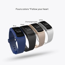 A09 Smart Wristband SmartWatch Watch Health Track Bluetooth Sport Smartband for Apple iOS Android Wearable Electronic Device(China)