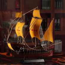 Special Chinese Sailing Ship Living Room Office Decoration Craft Collectible  Auspicious Gifts