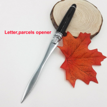 Stainless Steel Letter Opener Knife Office Accessories Creative Design Cutter Knives School Student Stationery