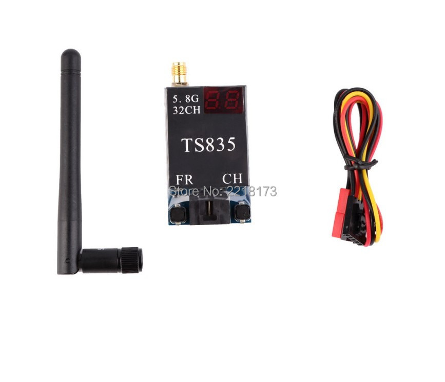 Dragon model TS835 FPV 5.8G 600MW 40CH Wireless AV Transmitter Better Than TS832<br><br>Aliexpress