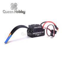Waterproof 60A Brushless ESC Electric Speed Controller with 5.5V/3A BEC for 1/10 RC Car(China)