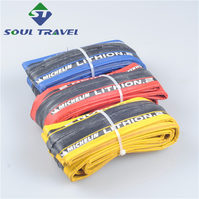 Soul Travel Michelin Road Bike Tires Bicycle Tire Folding 700 * 23c Lithion 2 Slick Bisiklet Lastik Tyre Cycling Parts Hot Sale<br><br>Aliexpress