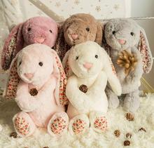 30cm Kawaii rabbit bunny toys toys for children kids gifts brinquedos peluches soft toys stuffed ty plush animals doll