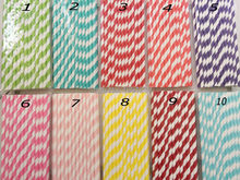 25pcs Paper Straws Stripe Paper Drinking Straws For Kids Birthday Party Wedding Decorations Event  Bachelorette Party Supplies