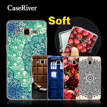 "CaseRiver For Samsung Galaxy J2 Prime SM-G532F G532 5.0"" Soft Silicone Case Cover For Samsung Galaxy J2 Prime Protective Cover"