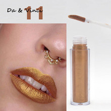 Sexy Glitter Makeup Crystal Liquid Lips 12 colors Cosmetics Diamond Shine Lip Metallic colors Matte Lipstick Waterproof Lasting