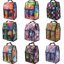 High Quality Outdoor Waterproof Lunch Bag Oxford Folded Thermal Bag For Lunch Box Picnic Cooler Bag Food Bag