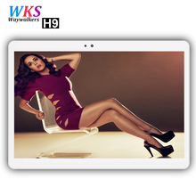 Original 10 inch tablet PC Android 7.0 octa core RAM 4GB ROM 64GB 1920*1200 IPS Dual SIM WIFI Bluetooth tablets pc free shipping(China)