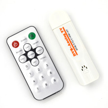 Digital Satellite DVB T2 USB TV Stick Tuner TV Receiver DVB-T2/T/C/FM/Analog with Antenna Remote control for Russia Europe PC