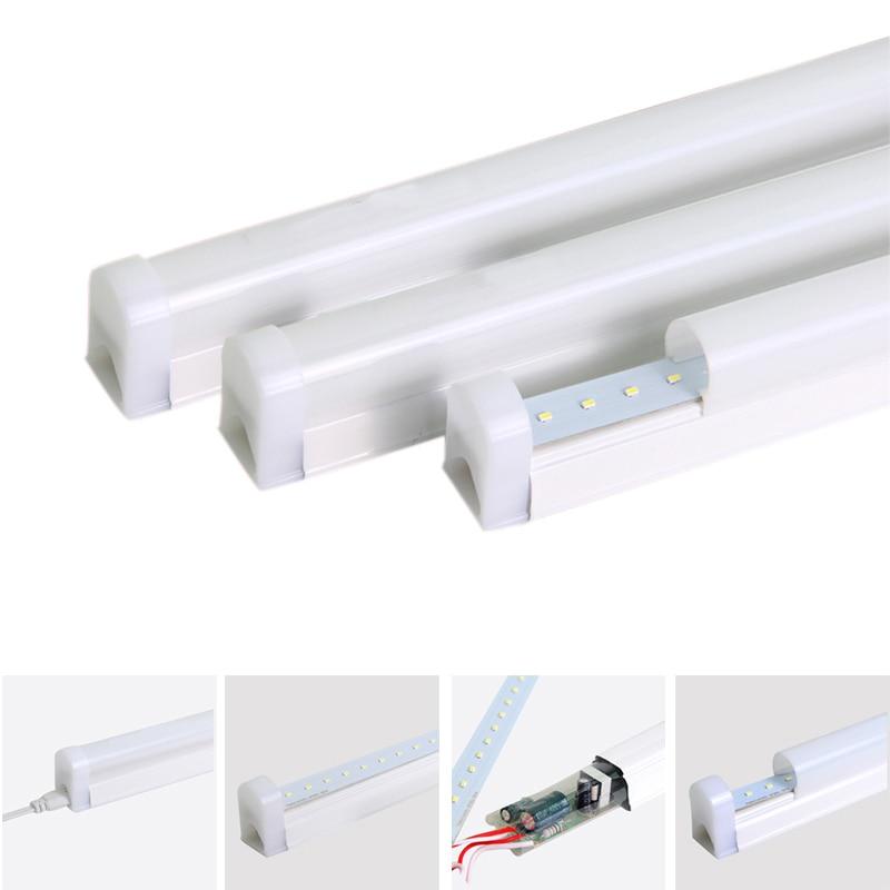 2pcs/lot 1200mm 14W T5 led tube lights 220v LED Fluorescent Tube Wall Lamps high quality warm white cool white t5 tube lighting<br>