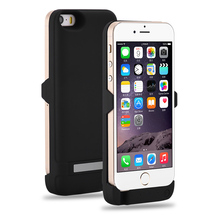 Externe 4200 mah backup battery charger voor iphone 5 5 s se noodstroom bank cover charger case voor iphone 5 s