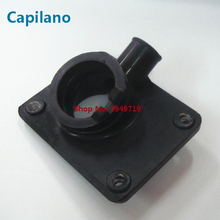 motorcycle / scooter DT175 carburetor intake interface pipe joint manifold for yamaha 175cc DT 175 fuel system spare parts