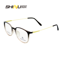 free shipping OEM manufactured wholesale eyeglasses security full rim ready stock optical frame glasses 2829(China)