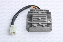 Voltage Regulator Rectifier 5 Wires 5 pin 12V  CG scooter ATV 50cc 125cc 150cc