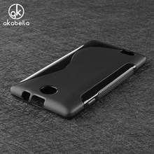 S Line Soft Silicone Mobile Phone Cases For ZTE Blade Buzz X7 V6  D6 Axon 7 Mini V  Cover Bags Skin Housing Coque Capa Covers