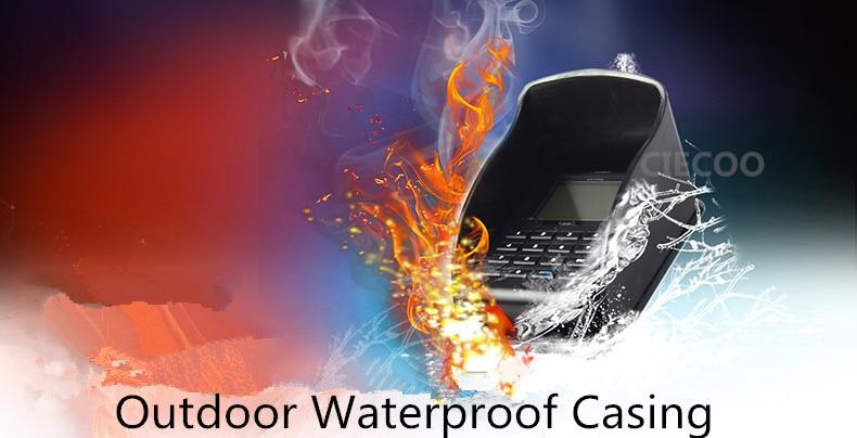 Waterproof Access control rain cover for F007 F007-em Protection Shell FP access control waterproof cover<br><br>Aliexpress