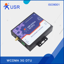 USR-G761w 3g gprs gsm modem rs485 rs232 interface WCDMA RS485 free shipping(China)