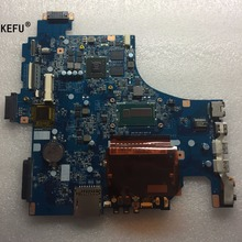 KEFU Laptop motherboard DAHKDAMB6A0 FOR SONY Vaio SVF153 SVF1531SAJ PM Motherboard SN: A2011587A with SR16H I7-4650 100% Work(China)