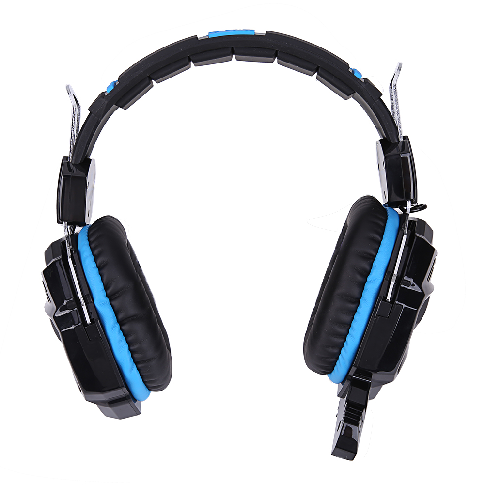 Professional Gaming Headset LED Light 3.5mm Jack with USB Plug Wired Stereo Bass PC Headphones with Microphone OD#S<br><br>Aliexpress
