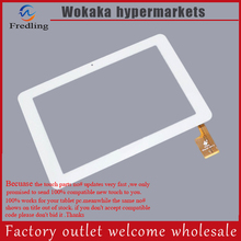 "White Color 10.1"" Capacitive Touch Screen Replacement For Sanei N10 AMPE A10 TPC0187 VER1.0, 263*172mm(China)"