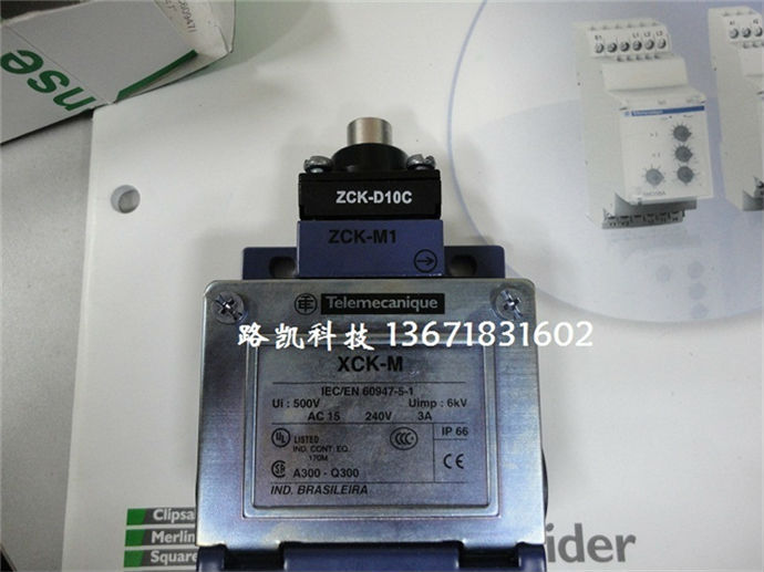 Limit Switch XCK-M ZCK-M1 ZCKD10C ZCK-D10C XCKM110H29<br>