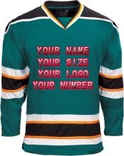 Factory Custom San Jose Hockey Jerseys OEM Premier Replica Home Mens Vintage Embroidery Jersey Green White XXS-6XL NEW YORK USA