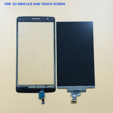 Buy LG optimus G3 mini D722 D724 Touch Screen Digitizer Sensor Glass Panel + LCD Display Monitor Panel Screen Module for $18.57 in AliExpress store
