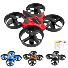 Mini Drone Headless Mode Rc Helicopter 4CH Rc Quadrocopter Remote Control Toys For Kids Dron Copter Vs Jjrc H36 RC Drone(China)