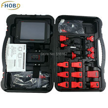 Professional Original Autel MaxiSys MS908 Full System Auto Car Diagnostic Tool DHL Free Shipping