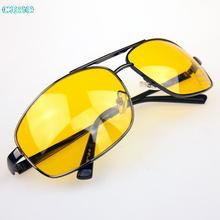 Classic style men boy eye wear Glasses Driver HD High Definition Night Driving Vision Sunglasses