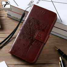 TAOYUNXI Case For HTC One M9 HTC One Hima M9 Prime Camera M9u M9x M9s Leather Wallet Cell Phone Cases Covers Card Holder(China)