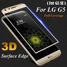 3D Glass For LG G5 SE Tempered Glass  On LG G5 H850 VS987 H820 LS992 H830 US992 Screen Protector Full Coverage Film 5.3inch